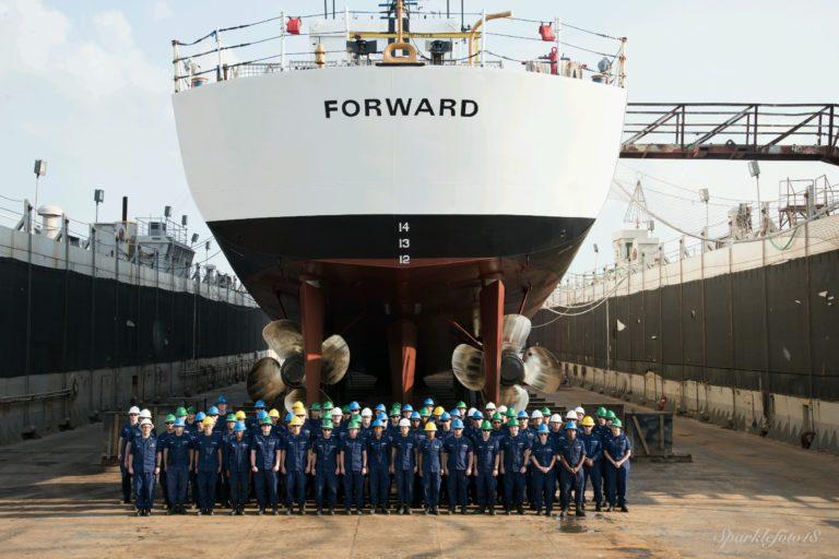 USS FORWARD
